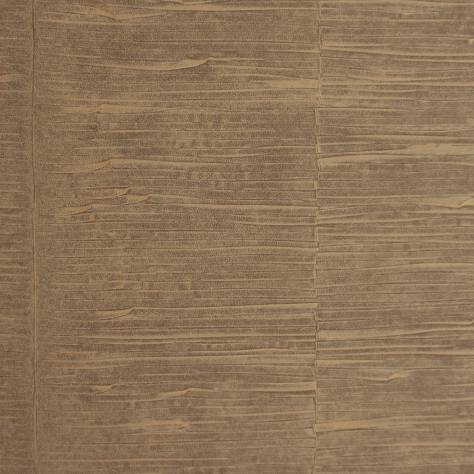 Casamance  Copper Wallpapers Steel Wallpaper - Taupe - 73450345