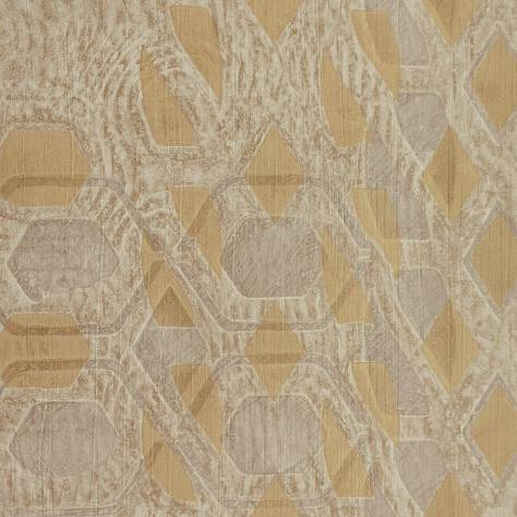 Casamance  Copper Wallpapers Bronze Wallpaper - Taupe/Beige - 73470363