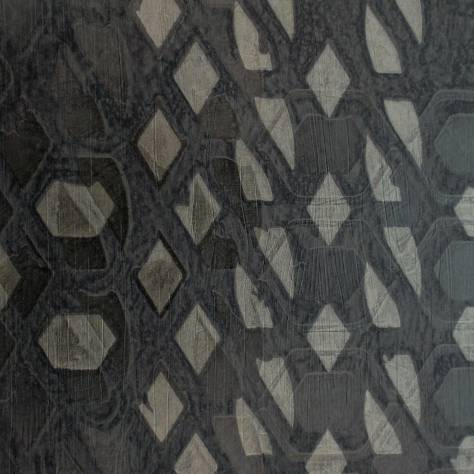Casamance  Copper Wallpapers Bronze Wallpaper - Anthracite - 73470567