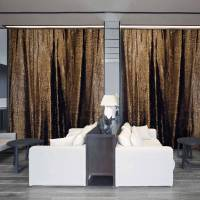 Le Plisse D Wallpanel - Or
