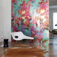 Evasion Galactique Wallpanel - Multicouleurs