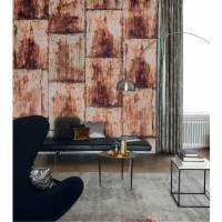 Cuirasse De Cuivre Wallpanel - Rouille