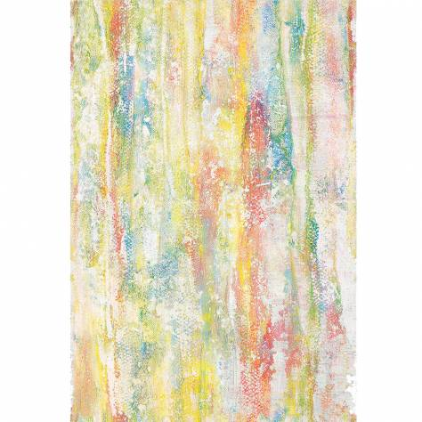 Casamance  Oxymore Two Wallpanels Nymphea Wallpanel - Multicouleurs - 77710244