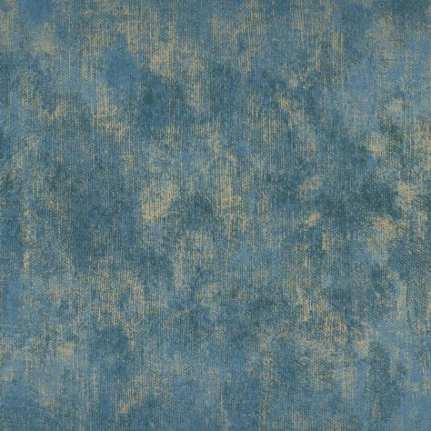 Casamance  Vertige Wallpapers  Intense Wallpaper - Blue - 73611427