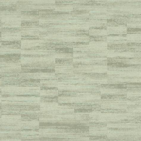 Casamance  Vertige Wallpapers  Immensite Wallpaper - Vert De Gris - 73630437