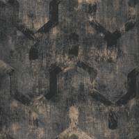 Tenebreuse Wallpaper - Anthracite