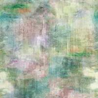 Monet Wallpaper - Coral