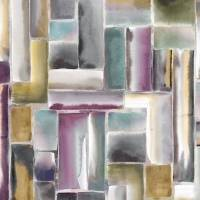 Albers Wallpaper - Ironstone