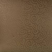 Curlicue Wallpaper - Bronze