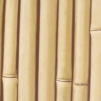 Bamboo Buzz Wallpaper - Rattan