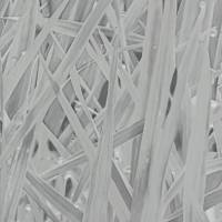 Grassy Meadow Wallpaper - Silver