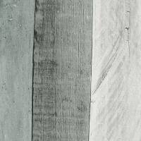 Wooden Panel Wallpaper - Silver