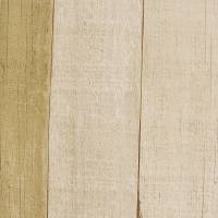 Wooden Panel Wallpaper - Almond