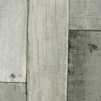 Wooden Wall Wallpaper - Pewter