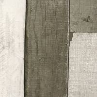 Wooden Wall Wallpaper - Charcoal
