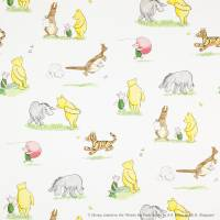 Winnie the Pooh and Friends Wallpaper - Multi