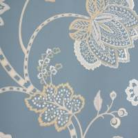 Baptista Wallpaper - Blue