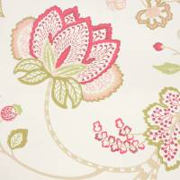 Baptista Wallpaper - Pink/Green