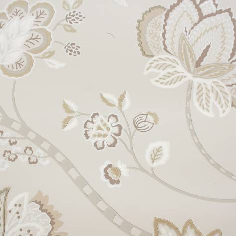 Colefax & Fowler  Baptista Wallpapers Baptista Wallpaper - Stone - 07153/04