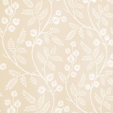 Colefax & Fowler  Baptista Wallpapers Morrigan Wallpaper - Cream - 07154/01
