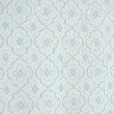 Colefax & Fowler  Baptista Wallpapers Cameo Wallpaper - Blue - 07158/05