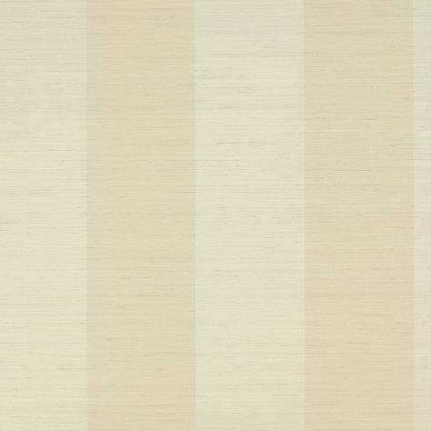 Colefax & Fowler  Mallory Stripes Wallpapers Sandrine Stripe Wallpaper - Ivory - 07184-01