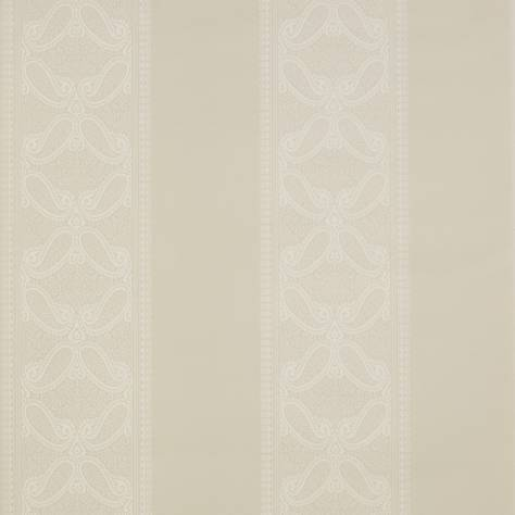 Colefax & Fowler  Mallory Stripes Wallpapers Verney Stripe Wallpaper - Ivory - 07186-01