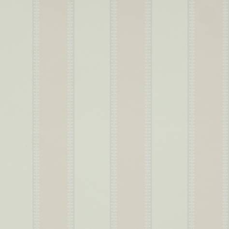 Colefax & Fowler  Mallory Stripes Wallpapers Hume Stripe Wallpaper - Pink - 07189-02