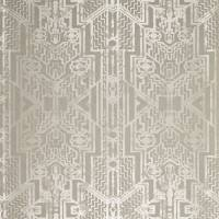 Brandt Geometric Wallpaper - Pearl Grey