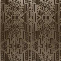 Brandt Geometric Wallpaper - Bronze