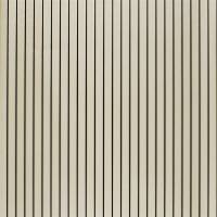 Carlton Stripe Wallpaper - Cream