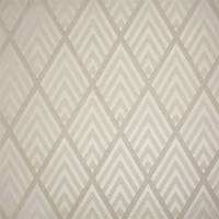 Jazz Age Geometric Wallpaper - Pearl Grey