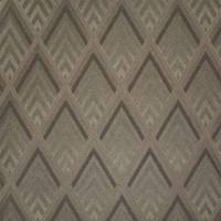 Jazz Age Geometric Wallpaper - Bronze