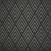 Jazz Age Geometric Wallpaper - Charcoal
