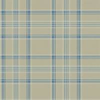 Deerpath Trail Plaid Wallpaper - Slate