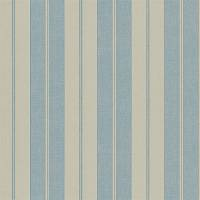 Seaworthy Stripe Wallpaper - Slate