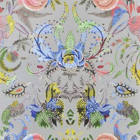 Christian Lacroix Au Theatre ce Soir Wallpapers Noailles Wallpaper - Argent - PCL1007/03