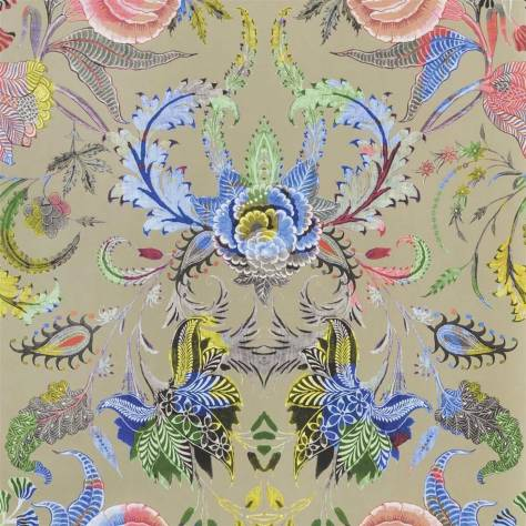 Christian Lacroix Au Theatre ce Soir Wallpapers Noailles Wallpaper - Or - PCL1007/05