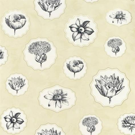 Christian Lacroix Paradis Barbares Wallpapers Herbariae Wallpaper - Primevere - PCL7028-05