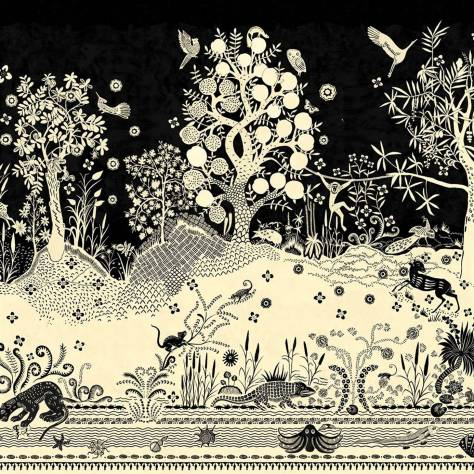 Christian Lacroix Paradis Barbares Wallpapers Bois Paradis Wallpaper - Primevere - PCL7030/02