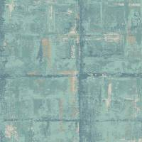 Patina Wallpaper - Seafoam