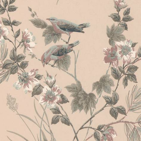 1838 Wallcoverings Rosemore Wallpapers Rosemore - 02 - 1601/100/02