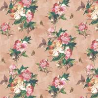 Madama Butterfly Wallpaper - Coral