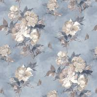 Madama Butterfly Wallpaper - Denim
