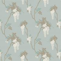 Leonora Wallpaper - Teal