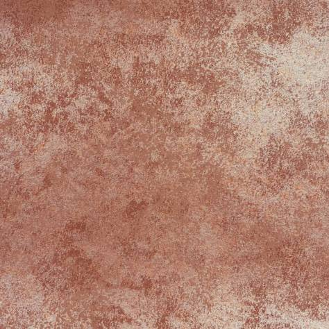 1838 Wallcoverings Capri Wallpapers Fenton Wallpaper - Red Clay - 1602-107-09