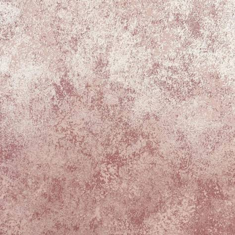 1838 Wallcoverings Capri Wallpapers Fenton Wallpaper - Pink Stucco - 1602-107-10