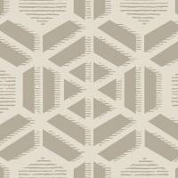 Capri Wallpaper - Burnished