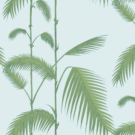 Cole & Son Contemporary Collection Wallpapers Palm Leaves Wallpaper - 66/2010