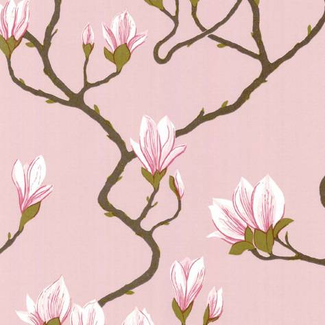 Cole & Son Contemporary Collection Wallpapers Magnolia Wallpaper - 72/3009